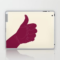 Let Your Yes be Yes and Your No be No.  Laptop & iPad Skin