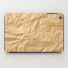 Paper Trash iPad Case