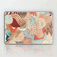 Melting time Laptop & iPad Skin