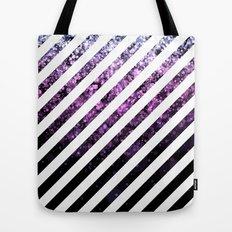 Blendeds VI Cross Lines Tote Bag