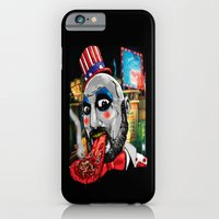 iPhone & iPod Case featuring Killer Circus by Shawn Norton Art