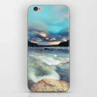 Lenticular Riverscape iPhone & iPod Skin