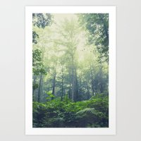 SummEr GrEEn Art Print