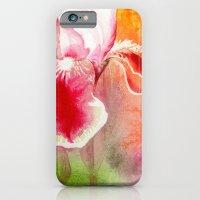 Iris, Magenta, Orange, G… iPhone 6 Slim Case