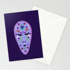 Dream time Alien Stationery Cards