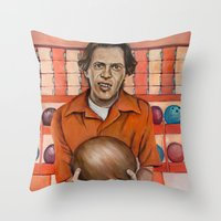 Donny / The Big Lebowski / Steve Buscemi Throw Pillow