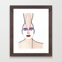Opal (previous Age) Framed Art Print