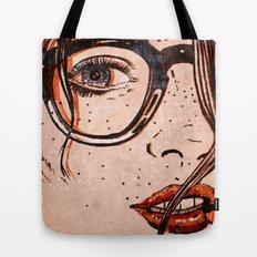 LE REGARD Tote Bag