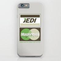 Brand Wars: Jedi Master Yoda iPhone 6 Slim Case