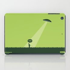 WTF? Ovni! iPad Case