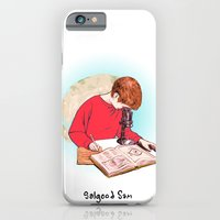 science iPhone & iPod Cases featuring Science! by Salgood Sam