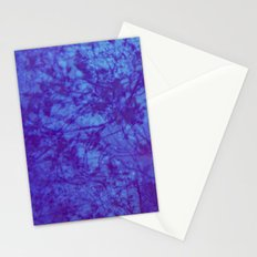 Pink & Purple Blossoms Stationery Cards