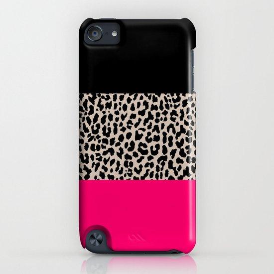 Leopard National Flag IV iPhone & iPod Case