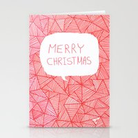 Merry Christmas! Stationery Cards