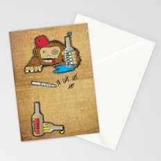Too much of a good thing... Stationery Cards