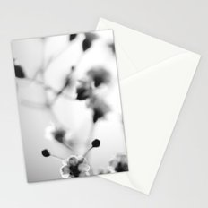 Woke up and you were gone Stationery Cards