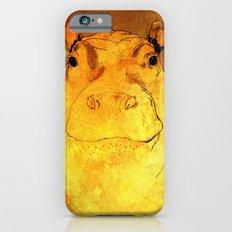 Golden Hippo iPhone 6 Slim Case