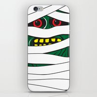 Mummy iPhone & iPod Skin