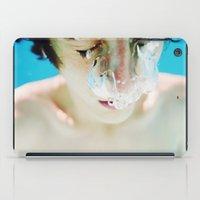 To Breathe Underwater iPad Case