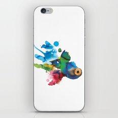 COLORFUL FISH 2 iPhone & iPod Skin