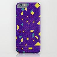 TronGeometric iPhone 6 Slim Case