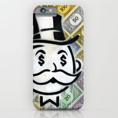 Another Day - Another Dollar Slim Case iPhone 6s