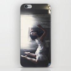 GLITTERED DREAMS iPhone & iPod Skin