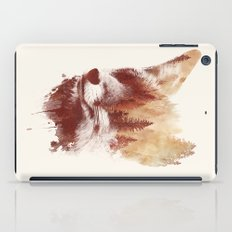 Blind fox iPad Case