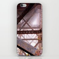I Need More Structure In My Life iPhone & iPod Skin