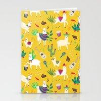 Alpacas & Maracas  Stationery Cards