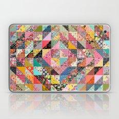 Grandma's Quilt Laptop & iPad Skin