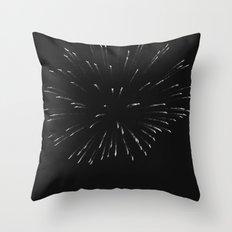 FIREWORKS (LIGHT IT UP) Throw Pillow