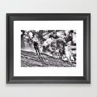 Repel  Framed Art Print