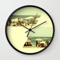 More Summertime Wall Clock