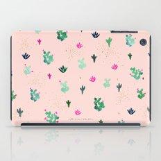 Mini Cactus Moon iPad Case