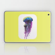 Sketchy Jellyfish Laptop & iPad Skin
