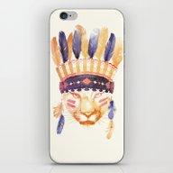 Big Chief iPhone & iPod Skin