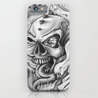 Flash 001 Page 1 iPhone 6 Slim Case