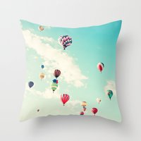 Sweet Caroline… Throw Pillow