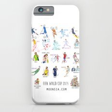 FIFA World Cup 2014 Moments! iPhone 6 Slim Case