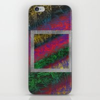 Psychedelic Petrified Wo… iPhone & iPod Skin