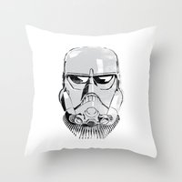 Ralph McQuarrie Concept … Throw Pillow