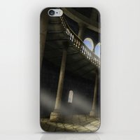 Sacrifices Temple iPhone & iPod Skin