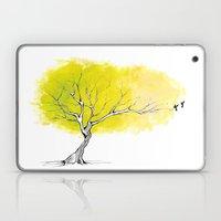 The Hummingbird Tree Laptop & iPad Skin