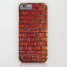 Up against the wall iPhone 6s Slim Case