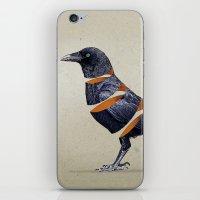 Raven Maker 02 iPhone & iPod Skin