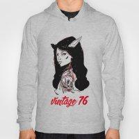 vintage 76 (wicked) Hoody