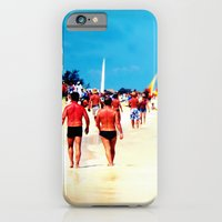 iPhone & iPod Case featuring The burn by TaylorT