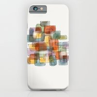 iPhone & iPod Case featuring City by Monsters Ate My Brain