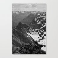 Canvas Print featuring Archangel Valley by Kevin Russ
